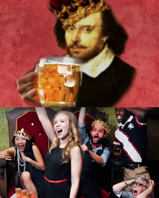 SHAKESPEARE & SODA